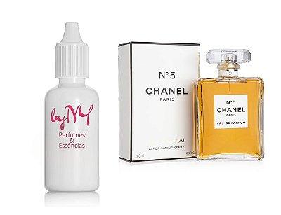 Essência Importada Feminina Nº5 Chanel