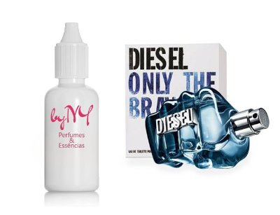 Essência Importada Masculina Diesel Only The Brave