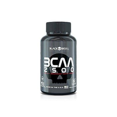 BCAA 2500 (60 tabs) - Black Skull