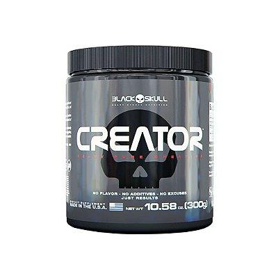 Creator (300g) - Black Skull