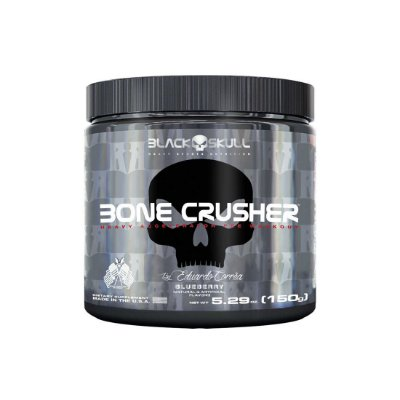 Bone Crusher (150g)  - Black Skull