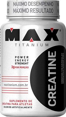CREATINA MAX TITANIUM (120CAPS)