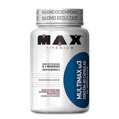 MULTIMAX ω3 60 CAPS