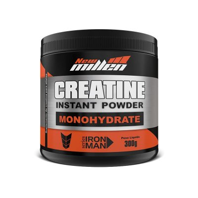 CREATINA MONOHYDRATE 100% PURE (300G)
