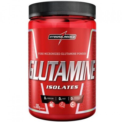 IM GLUTAMINE NATURAL 600G
