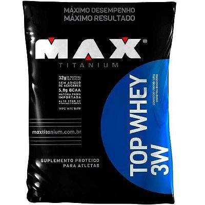TOP WHEY 3W MAX TITANIUM (1800G)