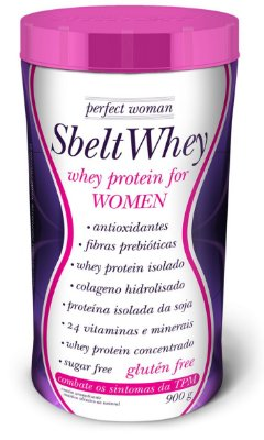 SBELT WHEY (900G) PERFECT WOMAN NEW MILLEN