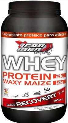 WHEY GLICO RECOVERY (900G) NEW MILLEN