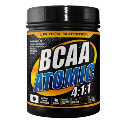 BCAA ATOMIC (200G) LAUTON NUTRITION