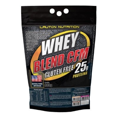 WHEY BLEND (900G) LAUTON NUTRITION