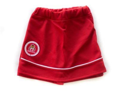 Maple Bear Infantil - Shorts Saia Helanca - Ref.115