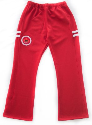 Maple Bear Fundamental - Calça Bailarina com Friso - Helanca - Ref.108