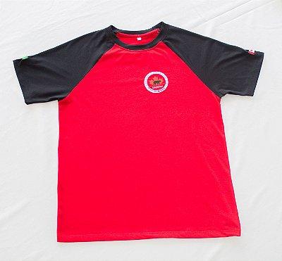 Maple Bear Fundamental II - Camiseta Manga Curta Vermelha- Masculina - Ref.145