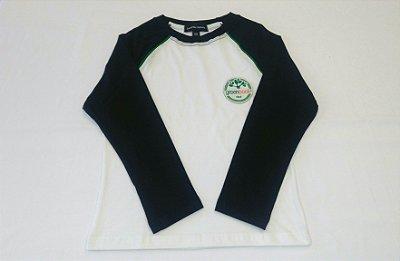 Green Book - Camiseta Feminina - Manga Longa - Ref.59/74