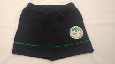 Green Book - Shorts Saia - Ref.40/65