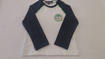 Green Book - Camiseta Infantil Unissex - Manga Longa - Ref.34