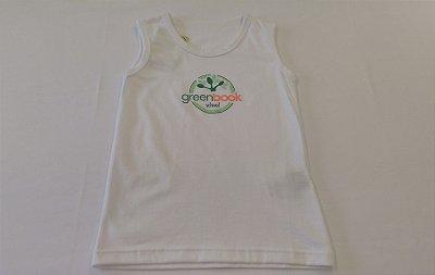 Green Book - Camiseta  Regata - Coleção Passada - Ref.46