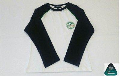 Green Book - Camiseta Antiviral Feminina - Manga Longa - Entrega em Março 2021