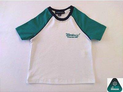 Monica's School - Camiseta Antiviral Manga Curta - Entrega em Março 2021