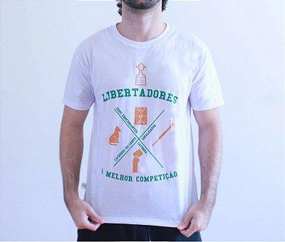 Camiseta: Libertadores, a Melhor competição!