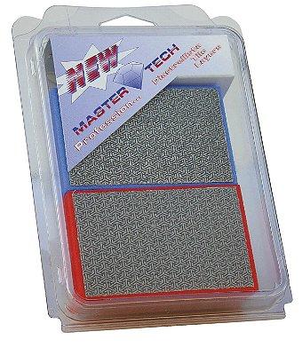 Kit de almofadas diamantadas para polimento Mastertech