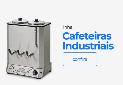 LINHA CAFETEIRAS INDUSTRIAIS