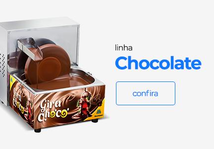 LINHA CHOCOLATE