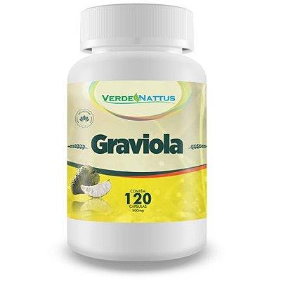 Graviola 120caps  - Verde Nattus