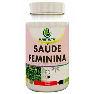 Saúde Feminina 60 cápsulas - Verde Nattus