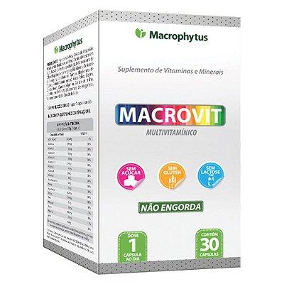 Macrovit 30 cápsulas - Macrophytus