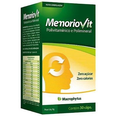 MemorioVit 30 cápsulas - Macrophytus