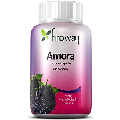 Amora 60 cápsulas - Fitoway