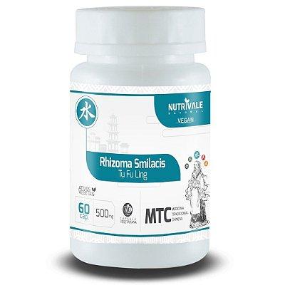 Salsaparrilha - Rhizoma Smilacis - 60 cápsulas - Nutrivale