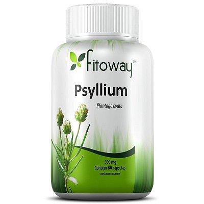 Psyllium 60 cápsulas - Fitoway