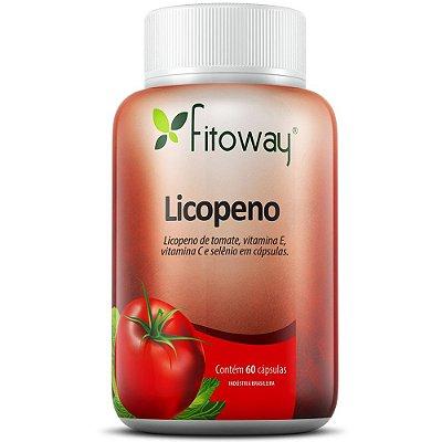 Licopeno 60 cápsulas - FItoway