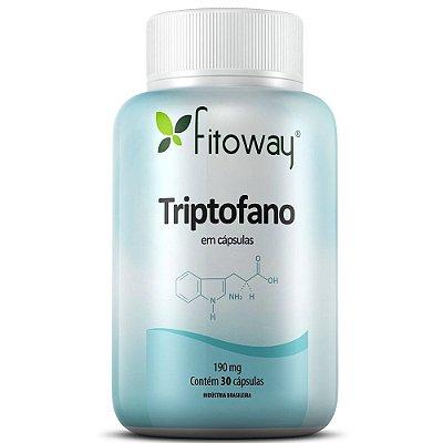 TRIPTOFANO FITOWAY 30 CAPS