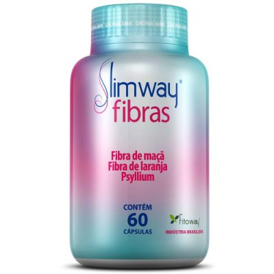 Slimway Fibras 60 cápsulas - Fitoway