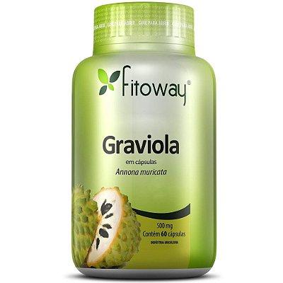Graviola 60 cápsulas - Fitoway