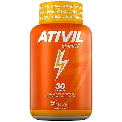 Ativil Energy 30 cápsulas - Fitoway