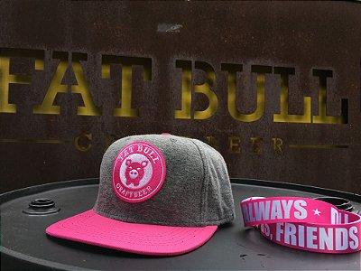 Bonés - Produtos oficiais da Cervejaria Fat Bull Beer 84863222470
