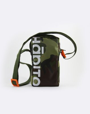 Bolsa Hábito Shoulder Bag Camuflada