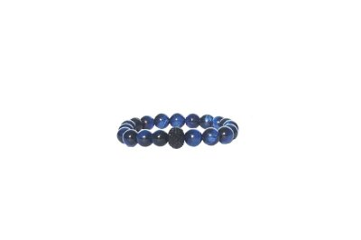 Pulseira Blue Eye Berloque