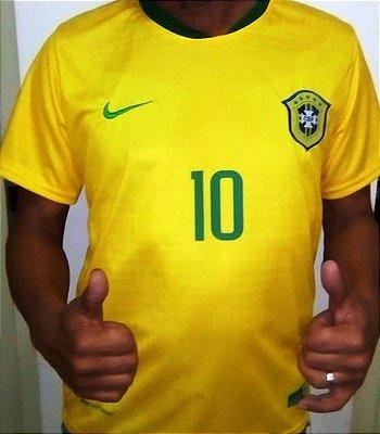 Camiseta Pra Frente Brasil, Salve a Seleção!