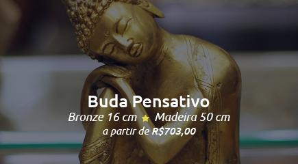 Buda Pensativo