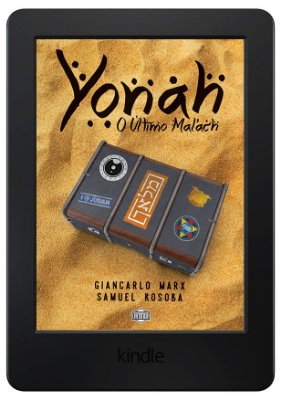 Yonah: O Último Mal'ach (ebook)