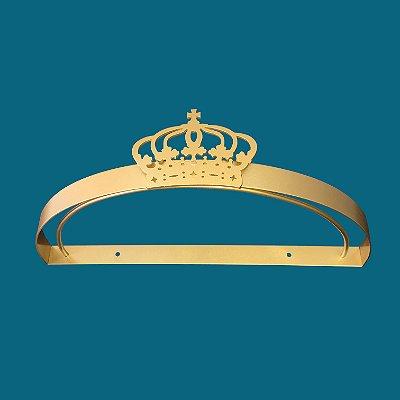 Dossel De Parede Princesa - Dourado