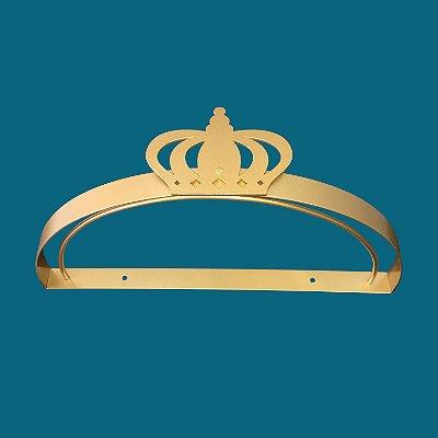 Dossel De Parede Príncipe - Dourado