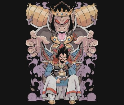 Enjoystick Sayajin King