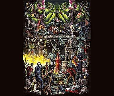 Enjoystick Horror Cult