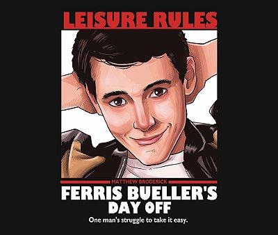 Enjoystick Curtindo a Vida Adoidado Ferris Bueller Poster